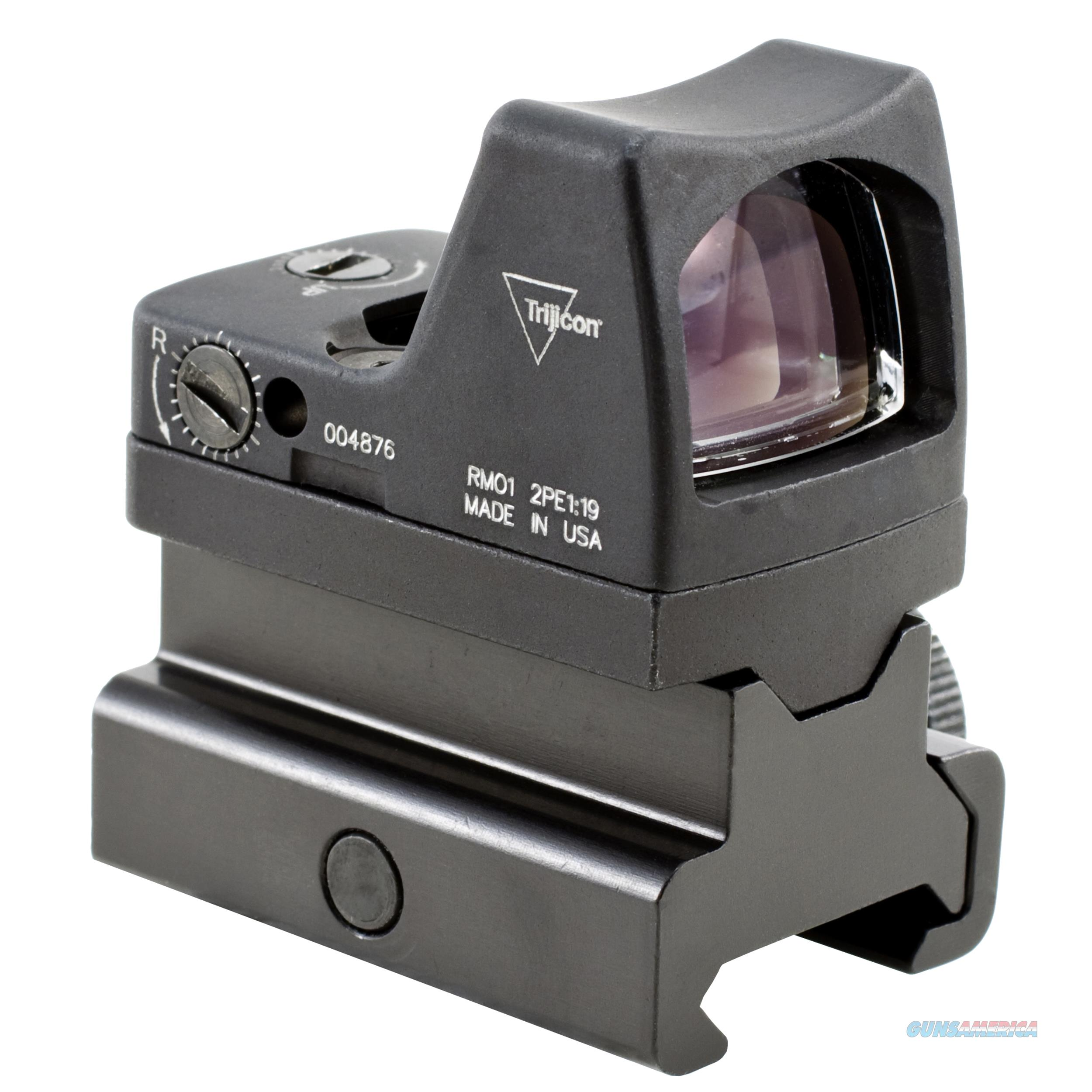 Trijicon Rmr Type 2 Led Sight RM01C700602  Non-Guns > Scopes/Mounts/Rings & Optics > Mounts > Other