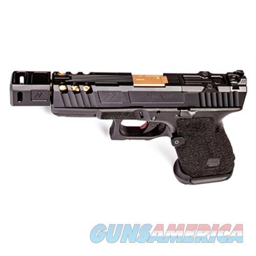 "Zev Technologies Zev G3 Z19 Spartan 9Mm 4"" 15Rd Comp GUN-3G-Z19-SPART-RMR-C  Guns > Pistols > XYX Misc Pistols"