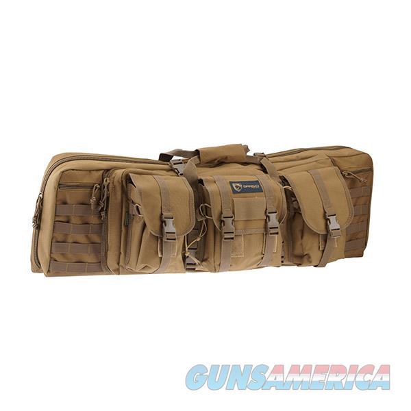 """42"""" Dbl Rifle Case Tan 12-323 TN  Non-Guns > Gun Cases"""