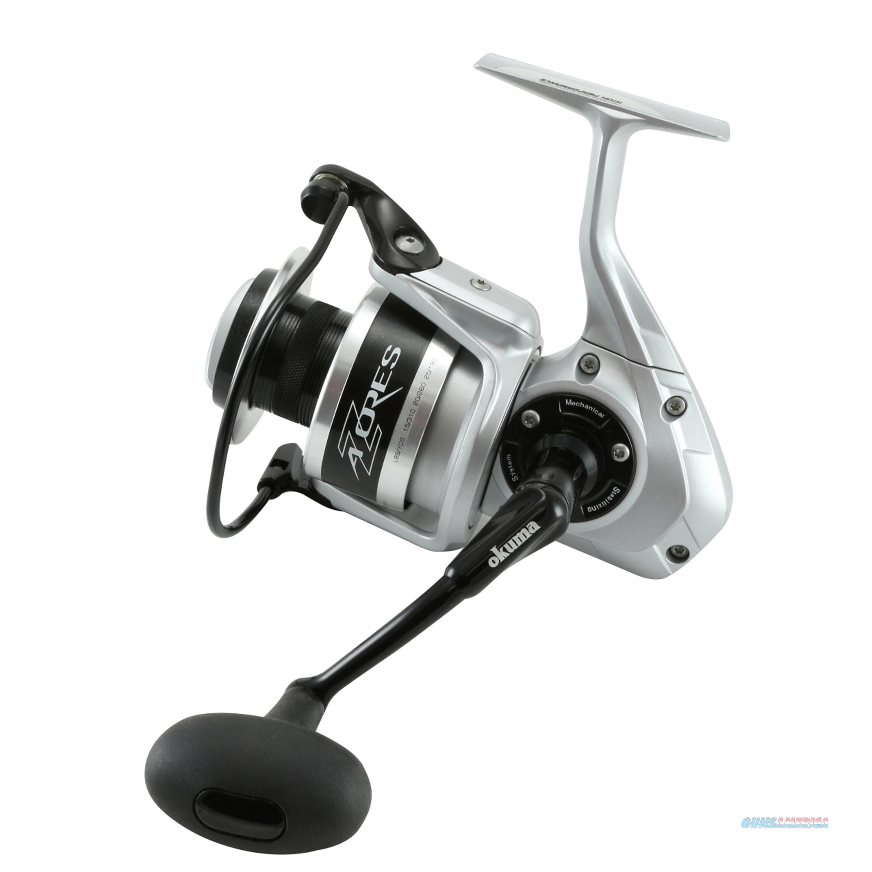 Okuma Azores Spinning Reel Z-40S  Non-Guns > Fishing/Spearfishing
