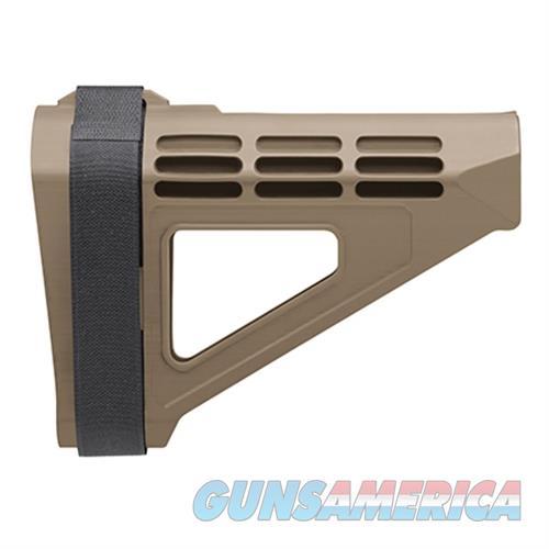Sbm4 Brace Fde SBM4-02-SB  Non-Guns > Gun Parts > Misc > Rifles