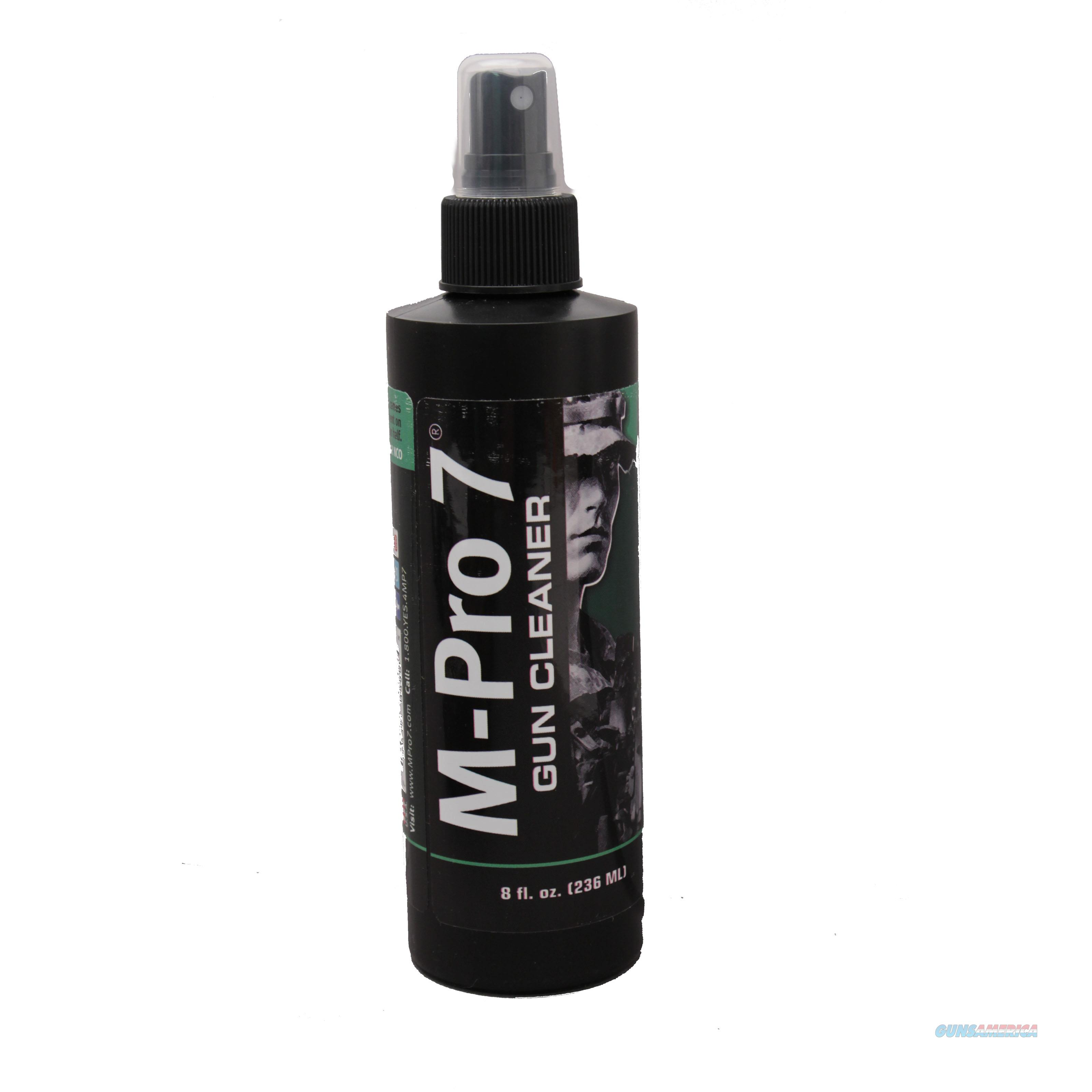 Hoppe's M-Pro 7 Gun Cleaner Spray 070-1005  Non-Guns > Gunsmith Tools/Supplies