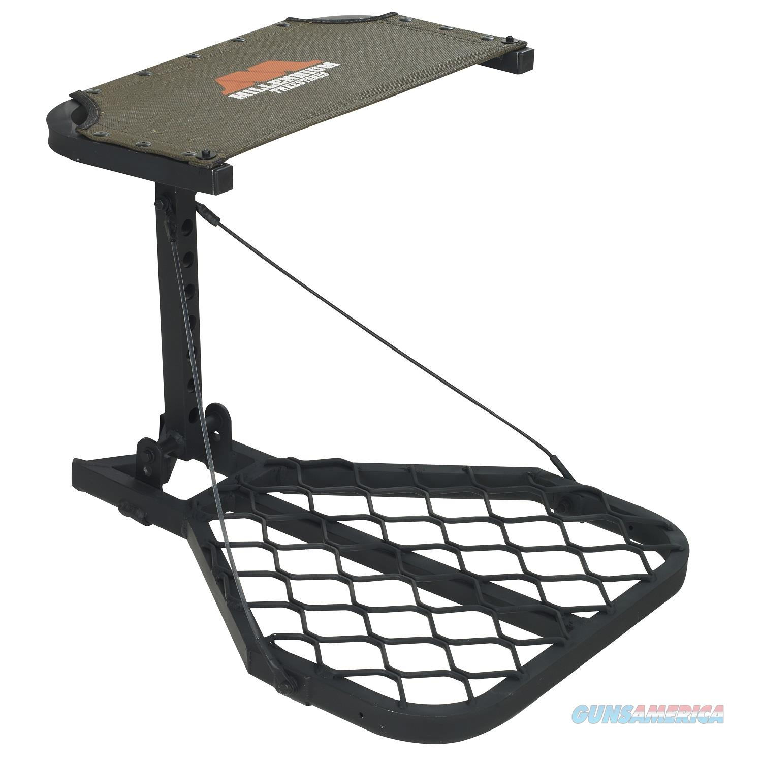 Millennium M7 Microlite Aluminum Treestand M-007-SL  Non-Guns > Hunting Clothing and Equipment > Tree Stands