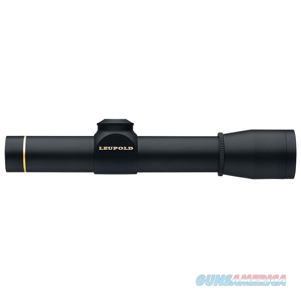 Leupold Fx2 2.5X20mm Ultra Light Matte Wide Duplex 58450  Non-Guns > Scopes/Mounts/Rings & Optics > Rifle Scopes > Variable Focal Length