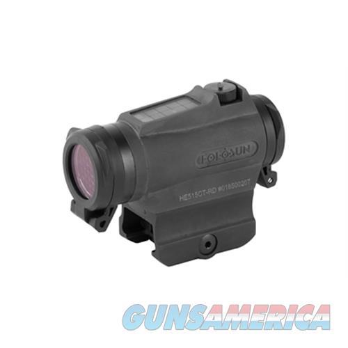 Holosun Titanium Red Circle Dot Sola HE515CT-GR  Non-Guns > Scopes/Mounts/Rings & Optics > Rifle Scopes > Variable Focal Length