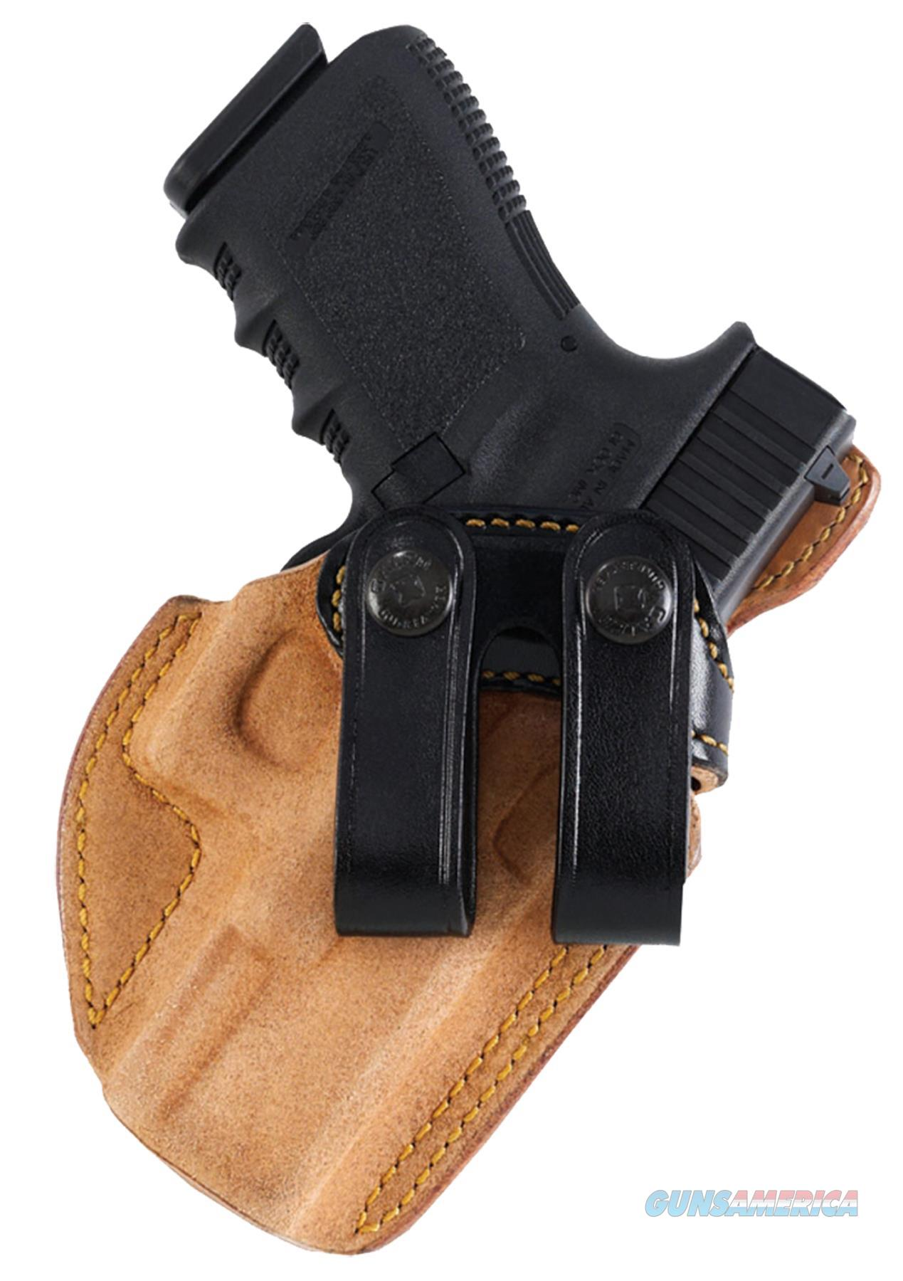 Galco Rg158b Royal Guard Inside The Pants  S&W J Frame Horsehide/Leather Black RG158B  Non-Guns > Holsters and Gunleather > Other