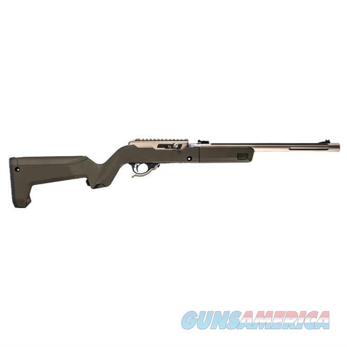 10-22 Hunter X-22 Backpacker Stock Odg MAG808-ODG  Non-Guns > Gunstocks, Grips & Wood