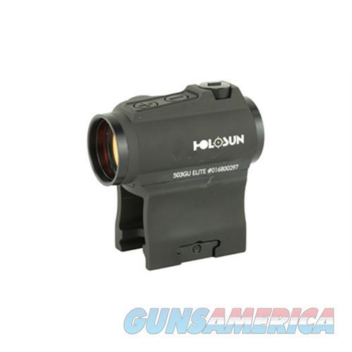 Holosun Elite Dual Green Reticles HE503GUGR  Non-Guns > Scopes/Mounts/Rings & Optics > Mounts > Other