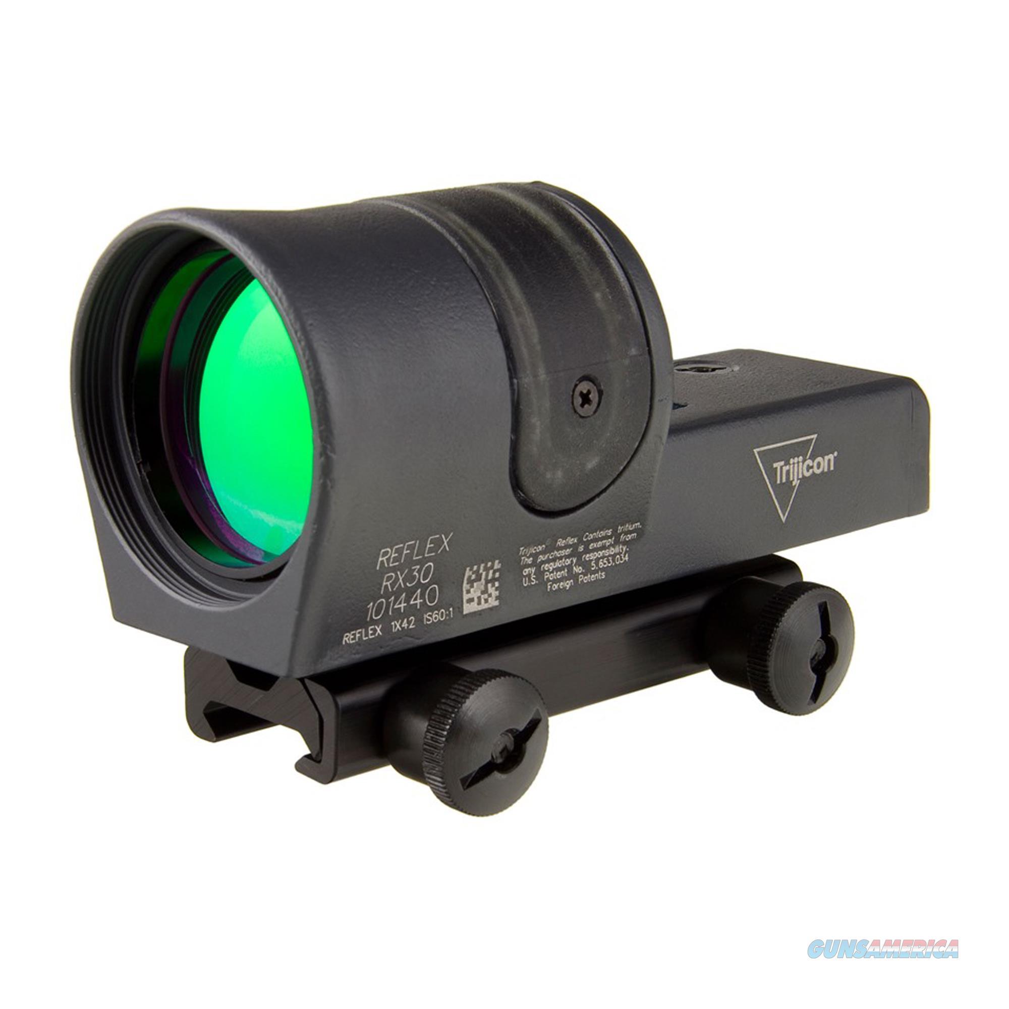 Trijicon Reflex 1X42mm Sight RX30-C-800089  Non-Guns > Iron/Metal/Peep Sights
