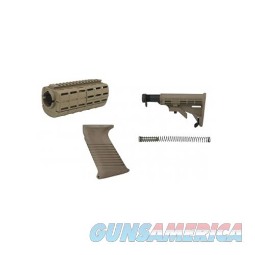 Tapco Intrafuse Ar15 Stock Set ZSTK09161  Non-Guns > Gunstocks, Grips & Wood