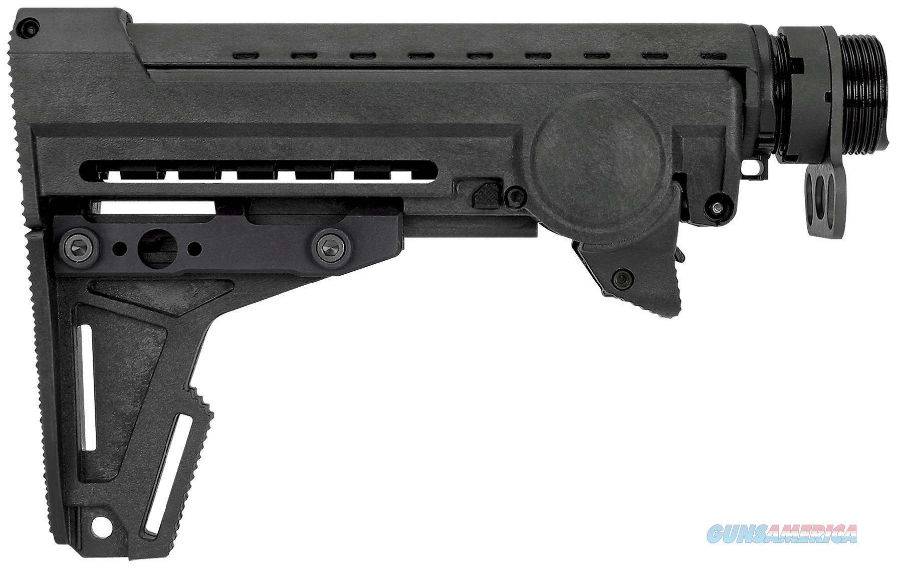Ergo 4925Bk Ergo F93 Pro Stock 8Pos Ar-15 W/Tube Syn Black 4925BK  Non-Guns > Gunstocks, Grips & Wood