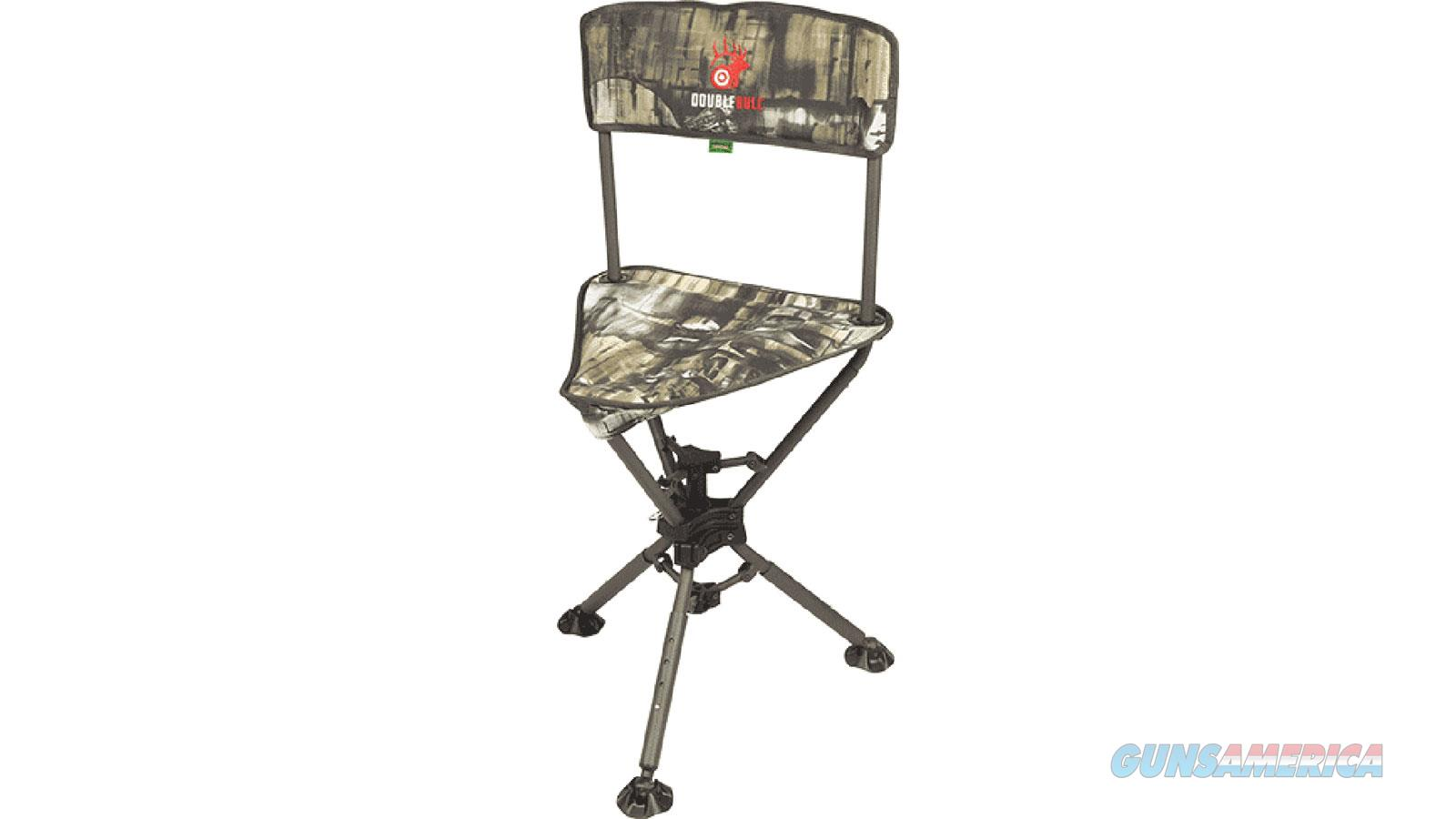 Primos Double Bull Tri Stool Swivel Chair 65153  Non-Guns > Hunting Clothing and Equipment > Blinds