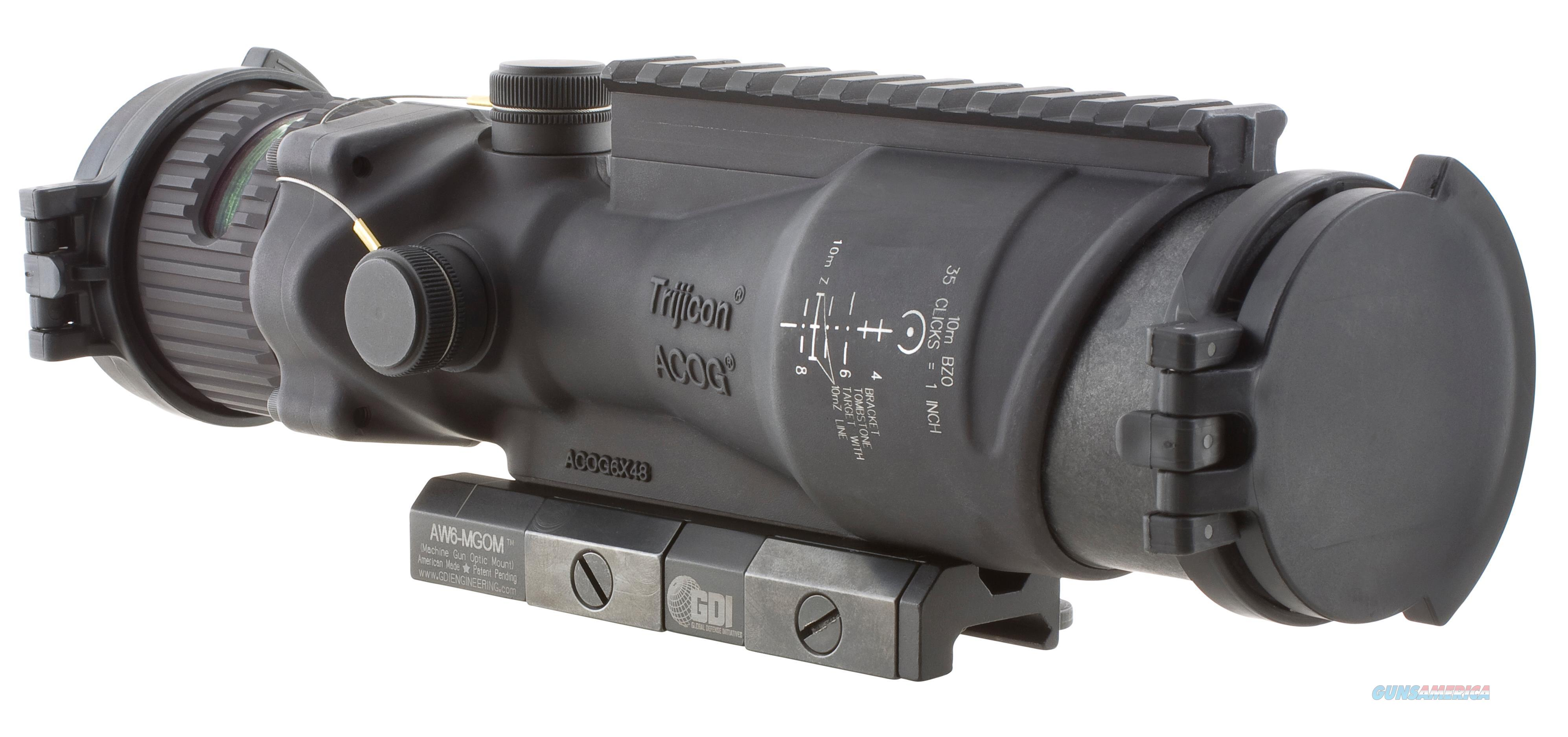 Trijicon Acog 6X48 Green M240 Mgo Reticle TA648MGOM240  Non-Guns > Scopes/Mounts/Rings & Optics > Mounts > Other