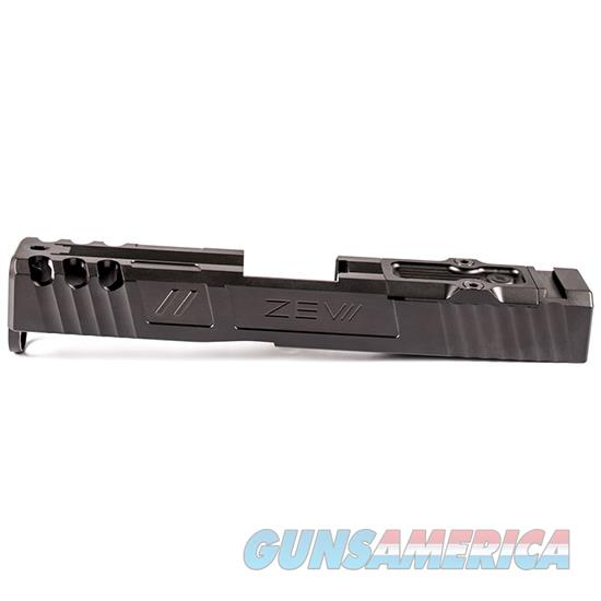 Zev Z19 Spartan Black 3Rd Gen Rmr Slid SLD.KIT-Z19-3G-SPART-RMR-CW.ABS-DLC  Non-Guns > Gun Parts > Misc > Rifles