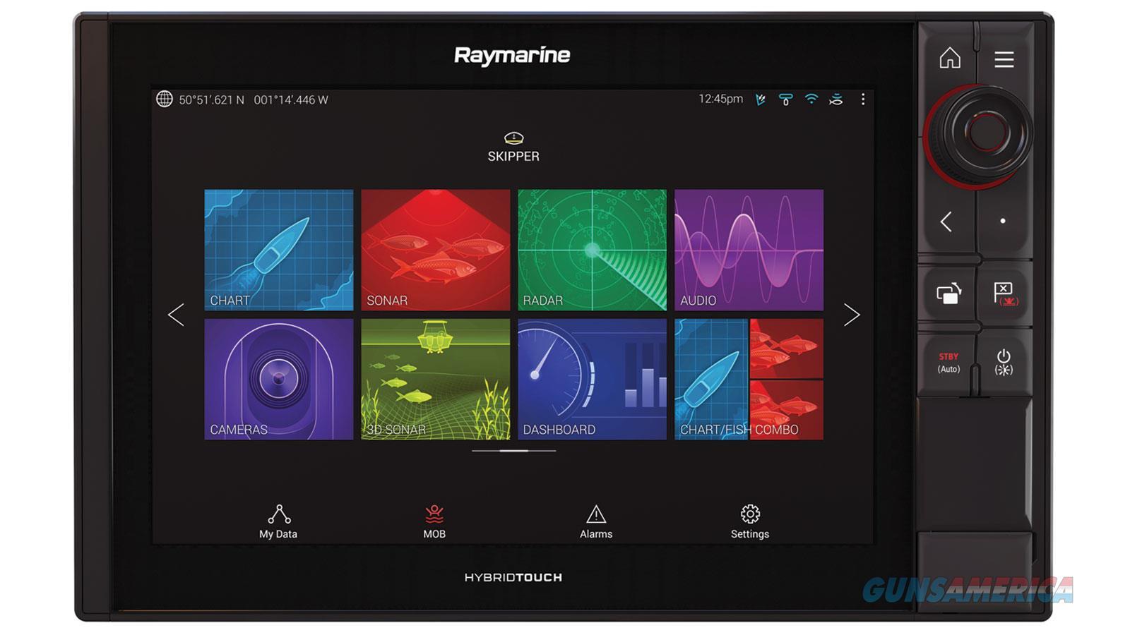 Raymarine Axiom Pro 12 Rvx W/Lnc E70372-00-LNC  Non-Guns > Fishing/Spearfishing