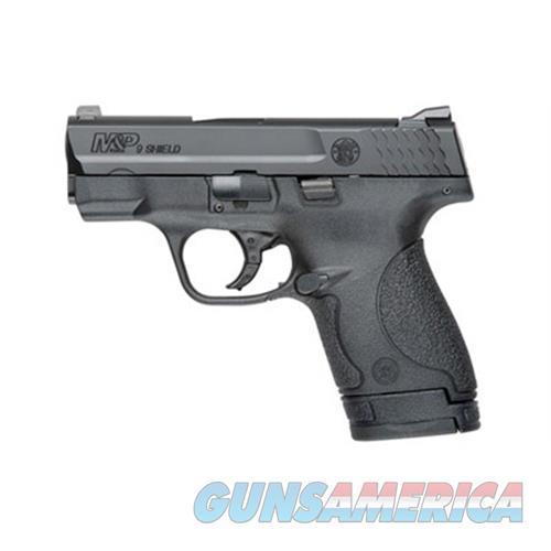 "S&W Shield 9Mm 3.1"" Blk 7&8Rd 10035  Guns > Pistols > S Misc Pistols"