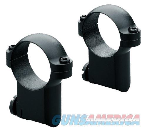 "Leupold 49944 Ringmount Set Ruger M77 Super High 1"" Diameter Matte Black 49944  Non-Guns > Scopes/Mounts/Rings & Optics > Mounts > Other"