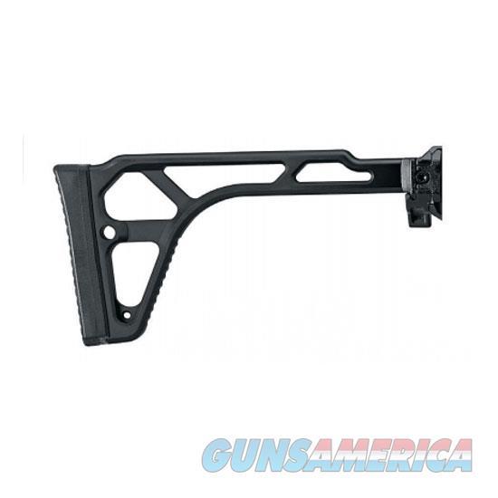 Sig Sauer Stock Mcx Mpx Thin Folding 1913 Int Blk STOCK-X-FOLD-THIN-BLK  Non-Guns > Gun Parts > Misc > Rifles