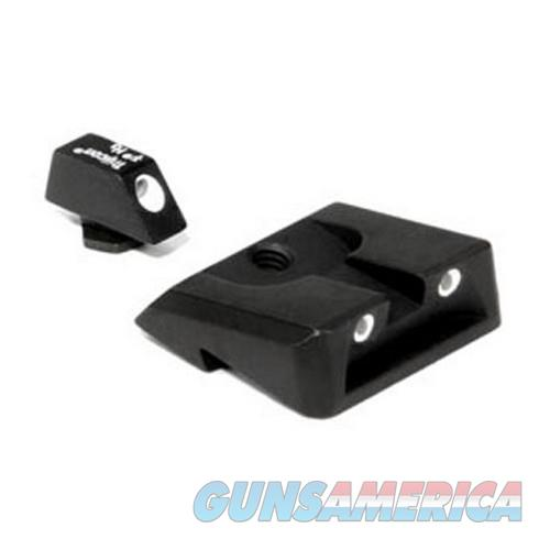 Trijicon Smith & Wesson Bright And Tough 3 Dot Night Sight Set SA22  Non-Guns > Iron/Metal/Peep Sights