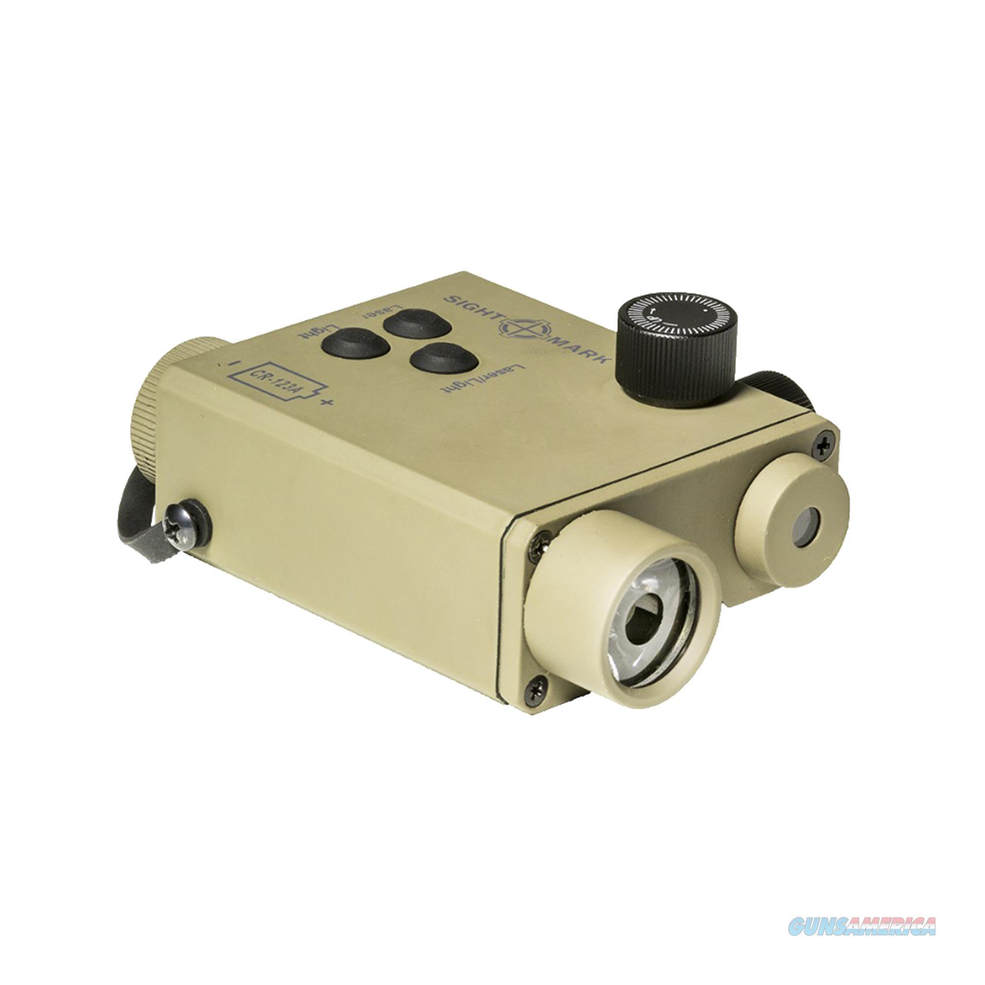 Sightmark Lopro Combo Gr Combo Gl/220L  Light De 25004DE  Non-Guns > Gun Parts > Misc > Rifles