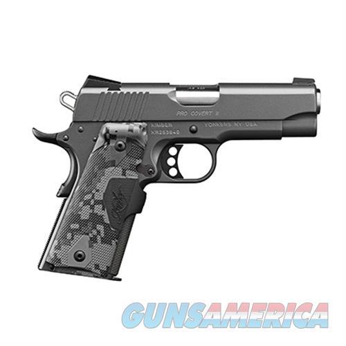 Kimber Pro Covert .45Acp KIM3000244  Guns > Pistols > K Misc Pistols