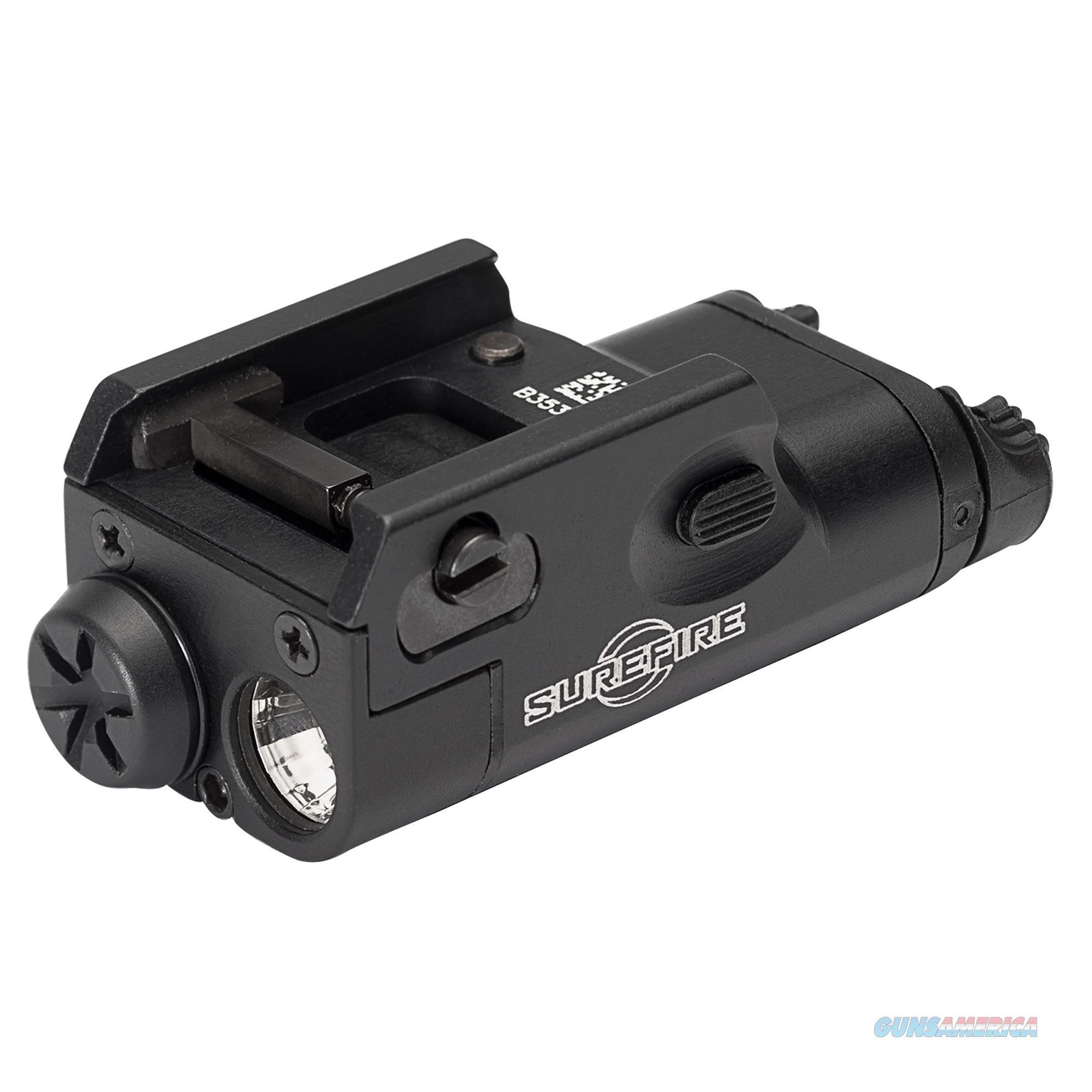 Surefire Xc1 Compact Pistol Light With Mount, 200 Lumens, Black XC1  Non-Guns > Miscellaneous