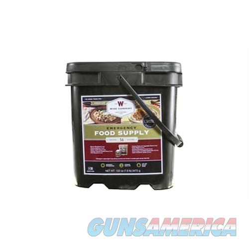 Wise Foods 01156 Grab N Go Bucket 56 Serving Breakfast And Entree Dehydrated/Freeze Dried 01156  Non-Guns > Gun Parts > Misc > Rifles