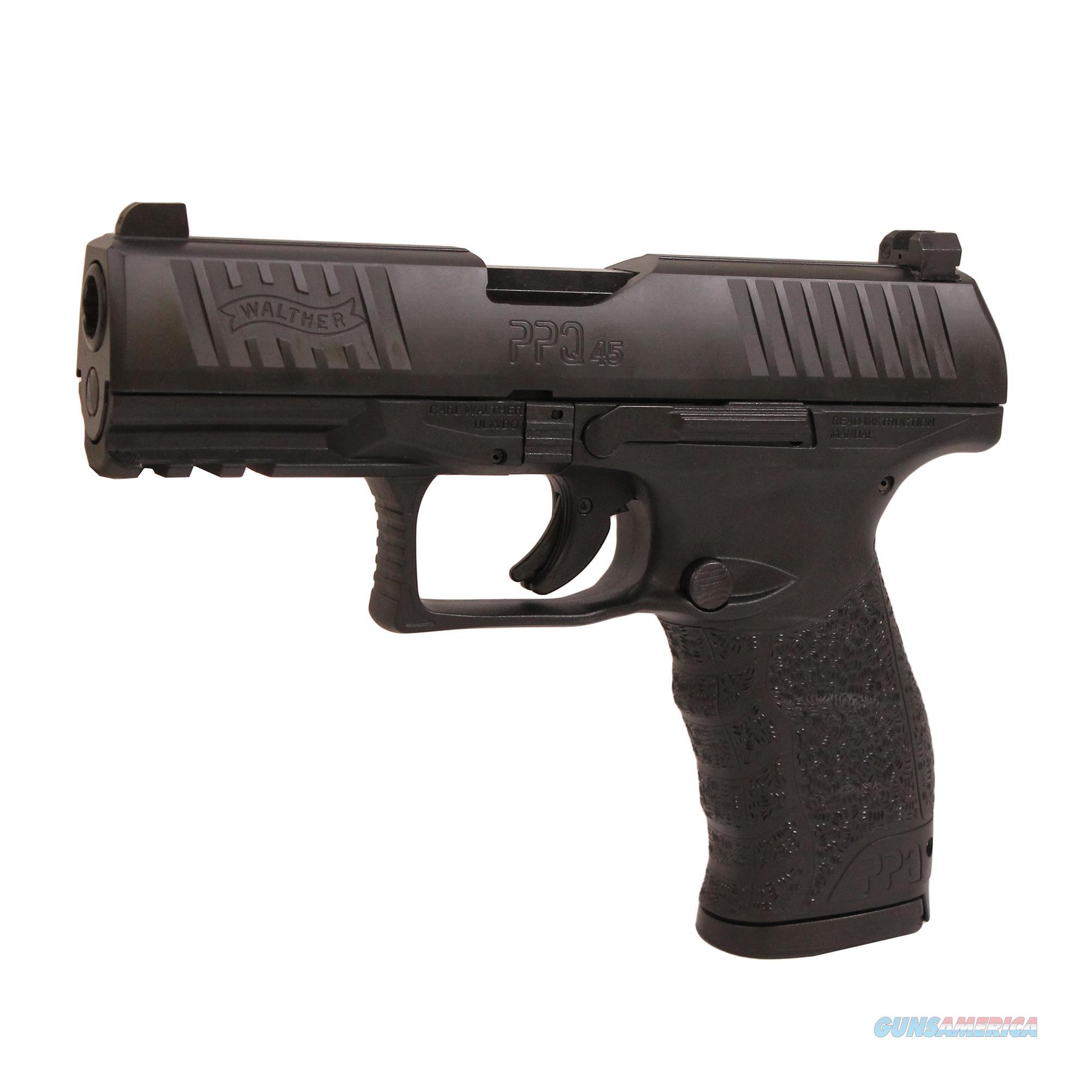 Walther Arms Ppq M2 2807076TNS  Guns > Pistols > W Misc Pistols