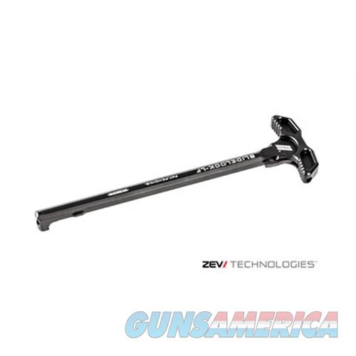 Zev 308 Ambi Charging Handle Blk CH-308-AMB  Non-Guns > Gun Parts > Misc > Rifles
