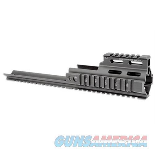 Midwest Industries, Inc. Midwest Scar Rail Extension Blk 1617  Non-Guns > Gunstocks, Grips & Wood