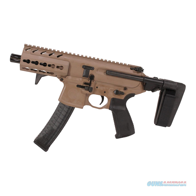 Sig Sauer Mpx 9Mm MPX-K-9-KM-PSB-FDE  Guns > Pistols > S Misc Pistols
