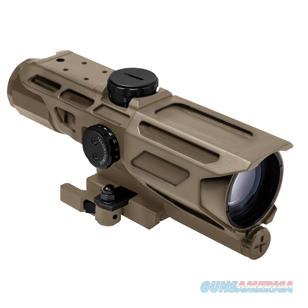 Nc Star Mark Iii Tactical Compact Scope VSTP3940GV3T  Non-Guns > Scopes/Mounts/Rings & Optics > Rifle Scopes > Variable Focal Length