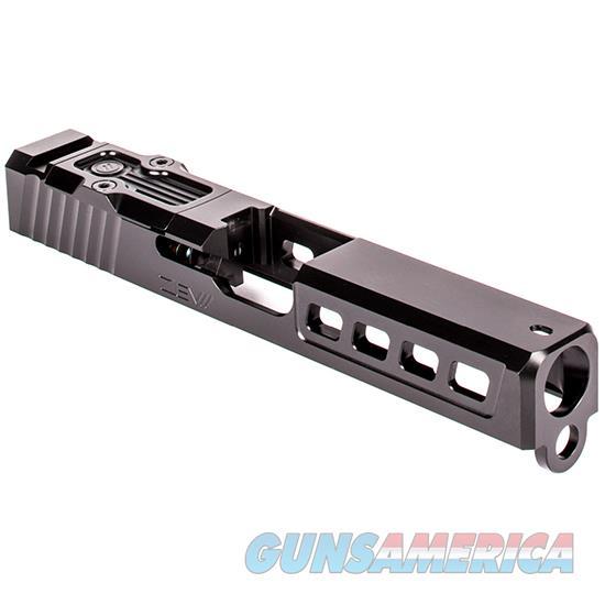 Zev Strppd Dfly For Glk19 G3 Rmr Blk SLDZ193GDFLYRMR  Non-Guns > Gun Parts > Misc > Rifles