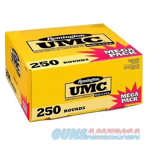 Remington Ammunition L38s11a Umc 38 Special Metal Case 130 Gr 250Box/4Case 047700386003  Non-Guns > Ammunition