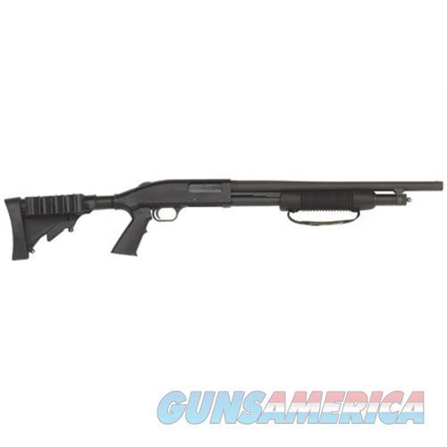 Msbrg 500 Tact 12/18.5 5Rd Mblk Cyl 50420  Guns > Shotguns > MN Misc Shotguns