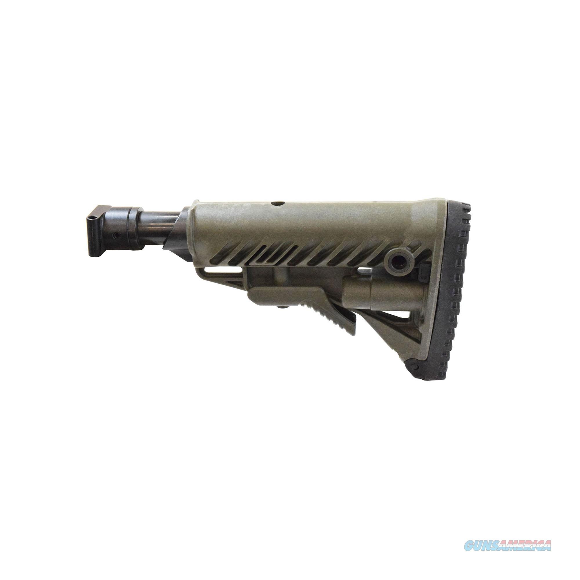 Mako Group Recoil Compensating Folding Collapsible Buttstock System M4-SAIGA SB-OD  Non-Guns > Gunstocks, Grips & Wood
