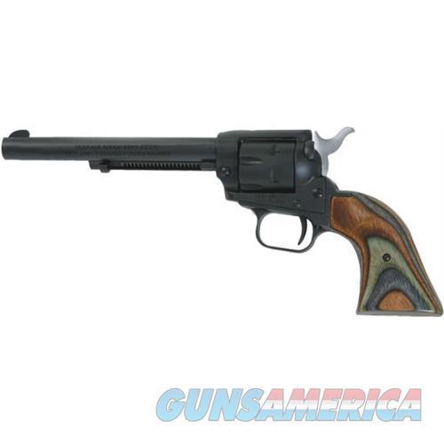 "Rr 22Lr-Mag 4.75"" Blue RR22MBS4  Guns > Pistols > Heritage"