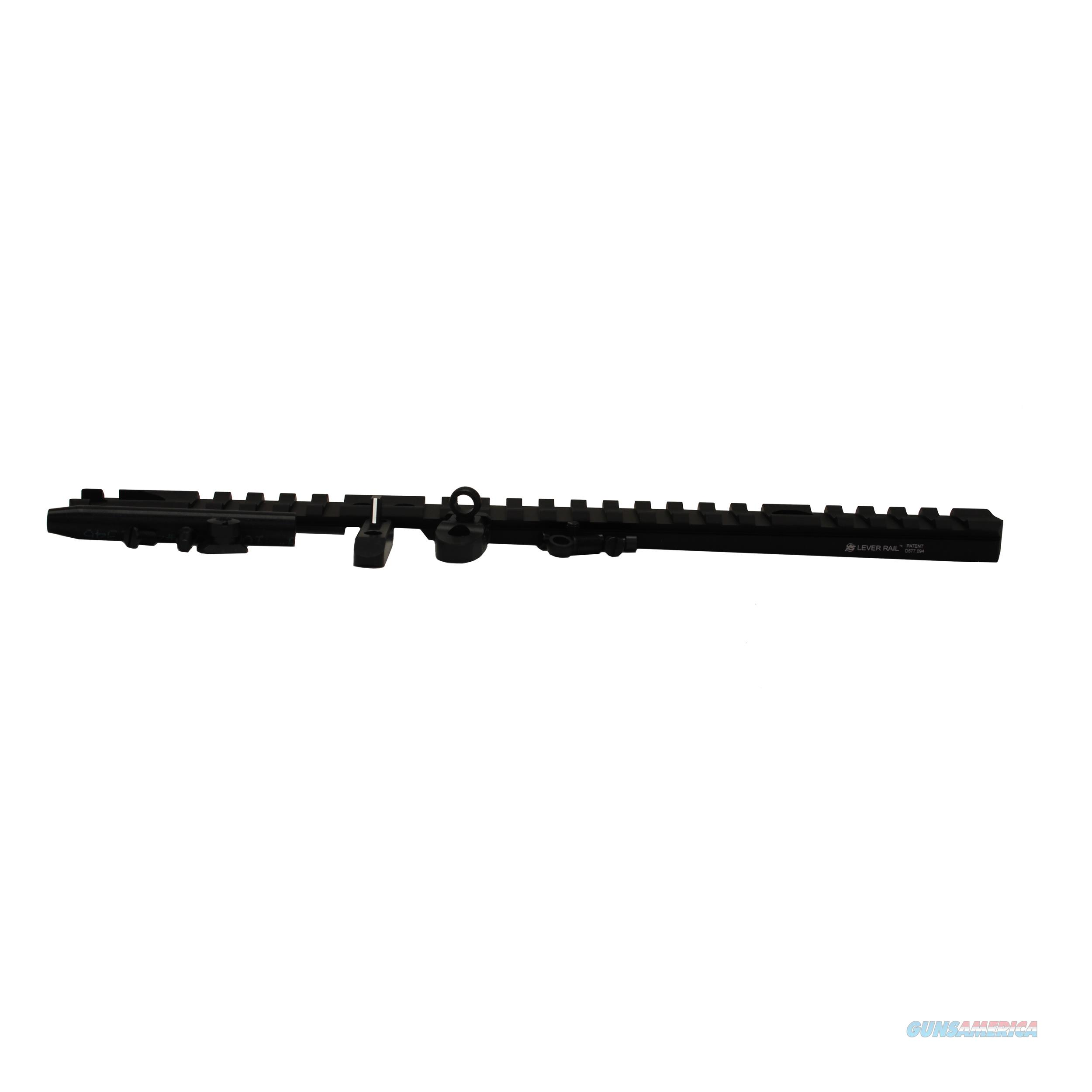 Xs Sights Leverrail Ghost Ring Ws ML-1002-5  Non-Guns > Iron/Metal/Peep Sights