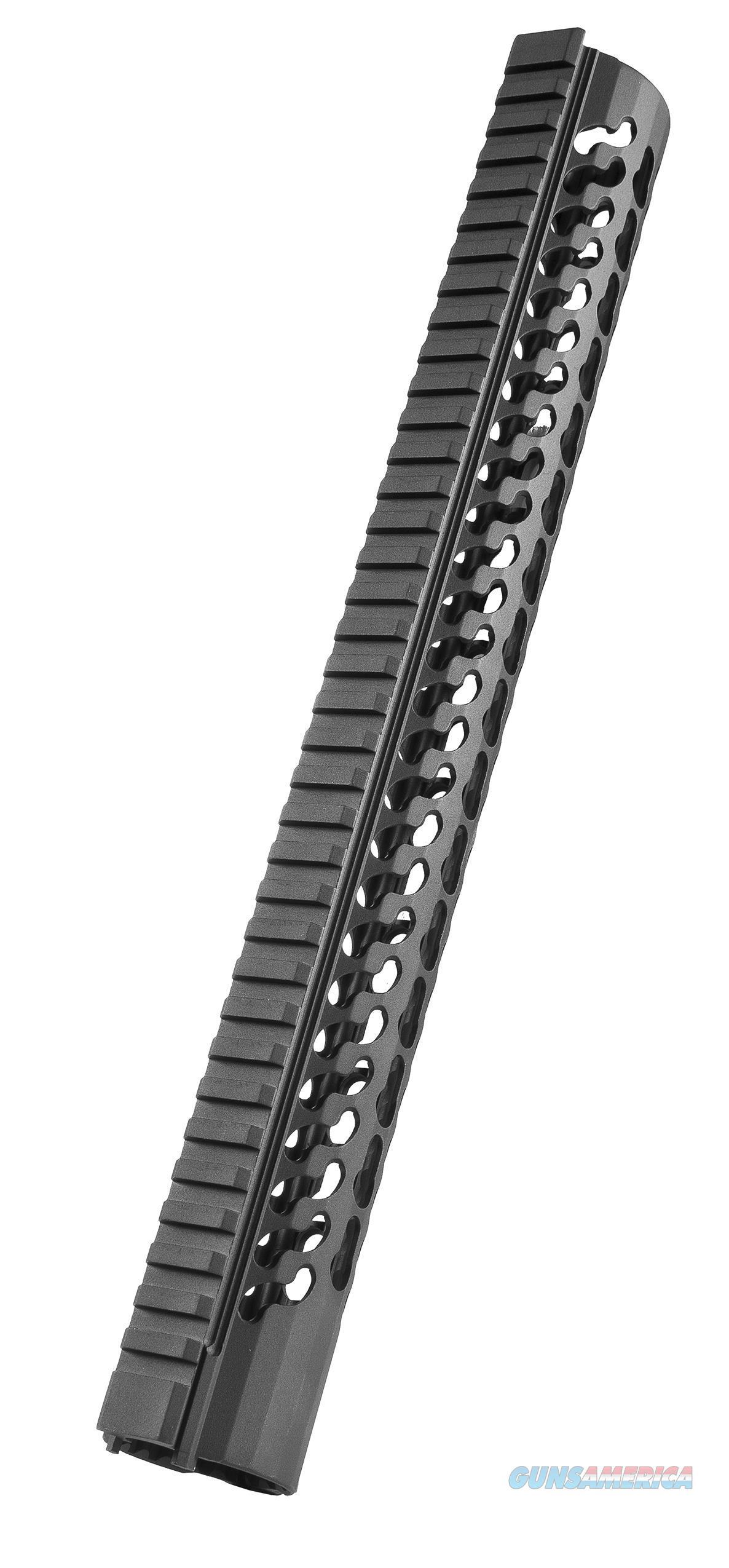 "Samson Km-Evo-15 Evolution Keymod Ar-15 Aluminum 15"" Rail Black KM-EVO-15  Non-Guns > Gunstocks, Grips & Wood"