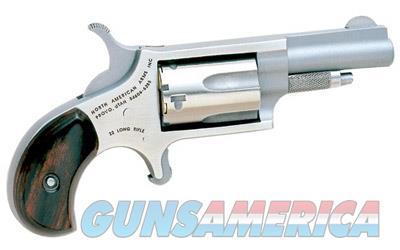 North American Arms Naa Mini Rev 22Lr 1 1/8 Red/Blk Grip NAA-22LRR  Guns > Pistols > MN Misc Pistols