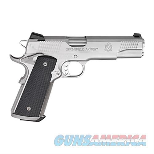 Sprfld Trp Loaded S-S Ns 45 PC9107LCA18  Guns > Pistols > S Misc Pistols