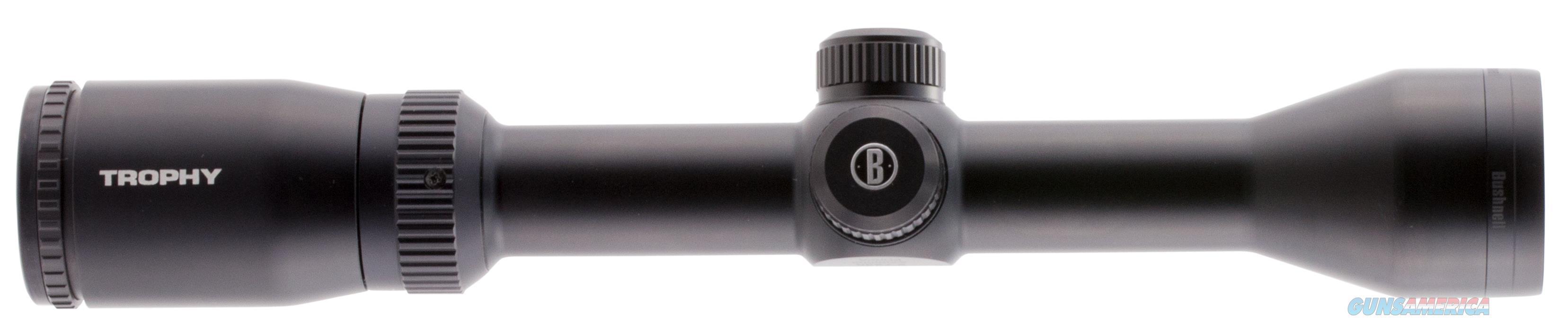 Bushnell 2-7X36 Trophy Matte Multi-X 752736  Non-Guns > Scopes/Mounts/Rings & Optics > Rifle Scopes > Variable Focal Length