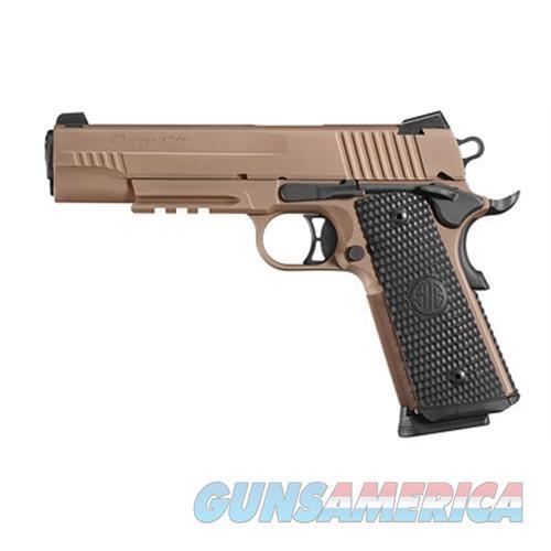 "Sig Sauer Sig 1911 45Acp 5"" 8Rd Emperor Scpn 1911R-45-ESCPN  Guns > Pistols > S Misc Pistols"