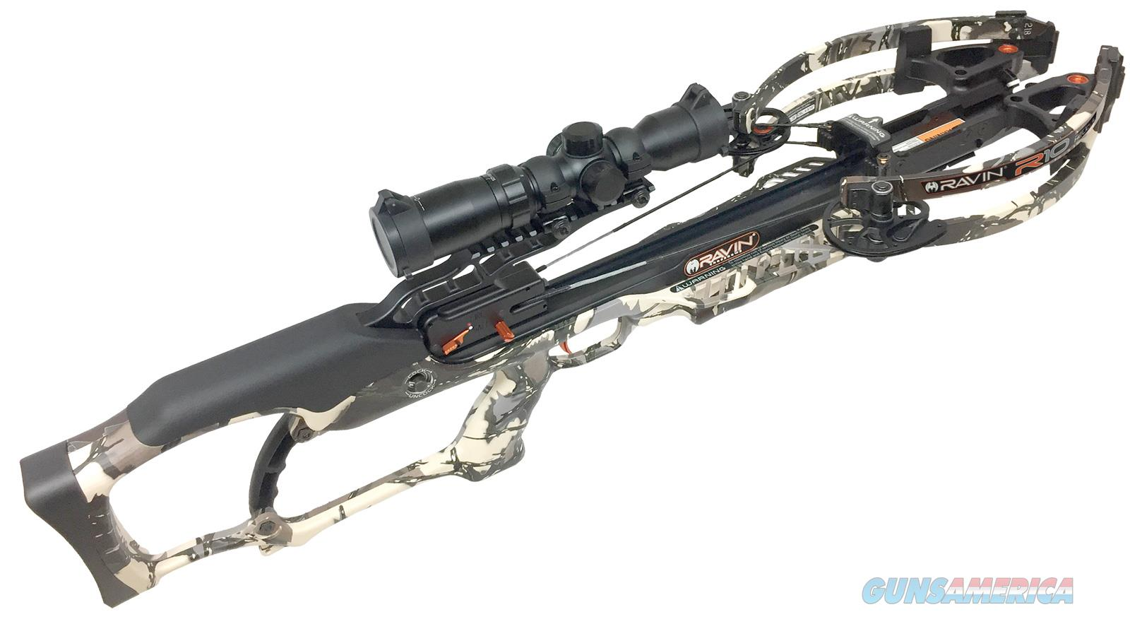 Ravin Crossbows Crossbow R10 Predator Camo R010  Non-Guns > Archery > Bows > Crossbows