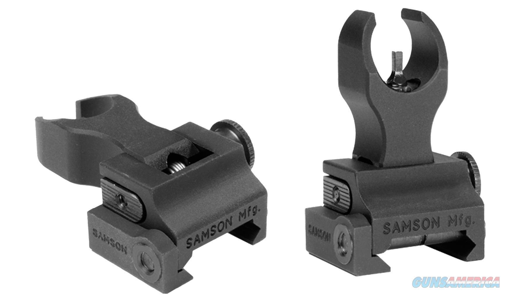 Samson Fxf-Hk Quick Flip A2 Front Rail Mount Ar-15 Alum Black FXF-HK  Non-Guns > Gun Parts > Misc > Rifles