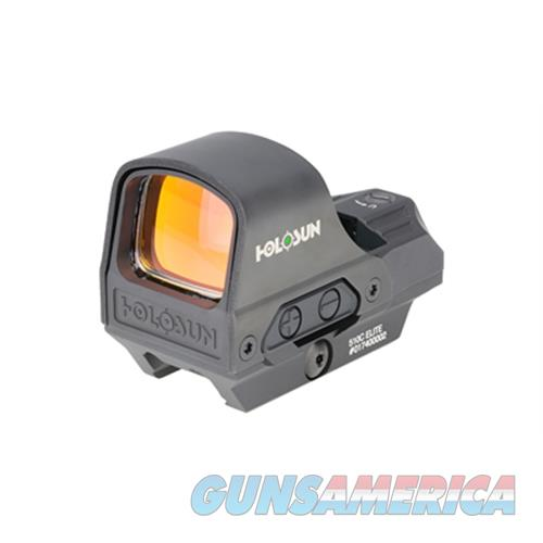 Holosun Open Reflex Green Reticle Qr HE510CGR  Non-Guns > Scopes/Mounts/Rings & Optics > Mounts > Other