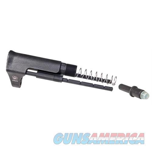 Troy Ind Sbutth100bt0 Tomahawk Ar-15 Polymer Blk SBUTTH100BT0  Non-Guns > Gunstocks, Grips & Wood