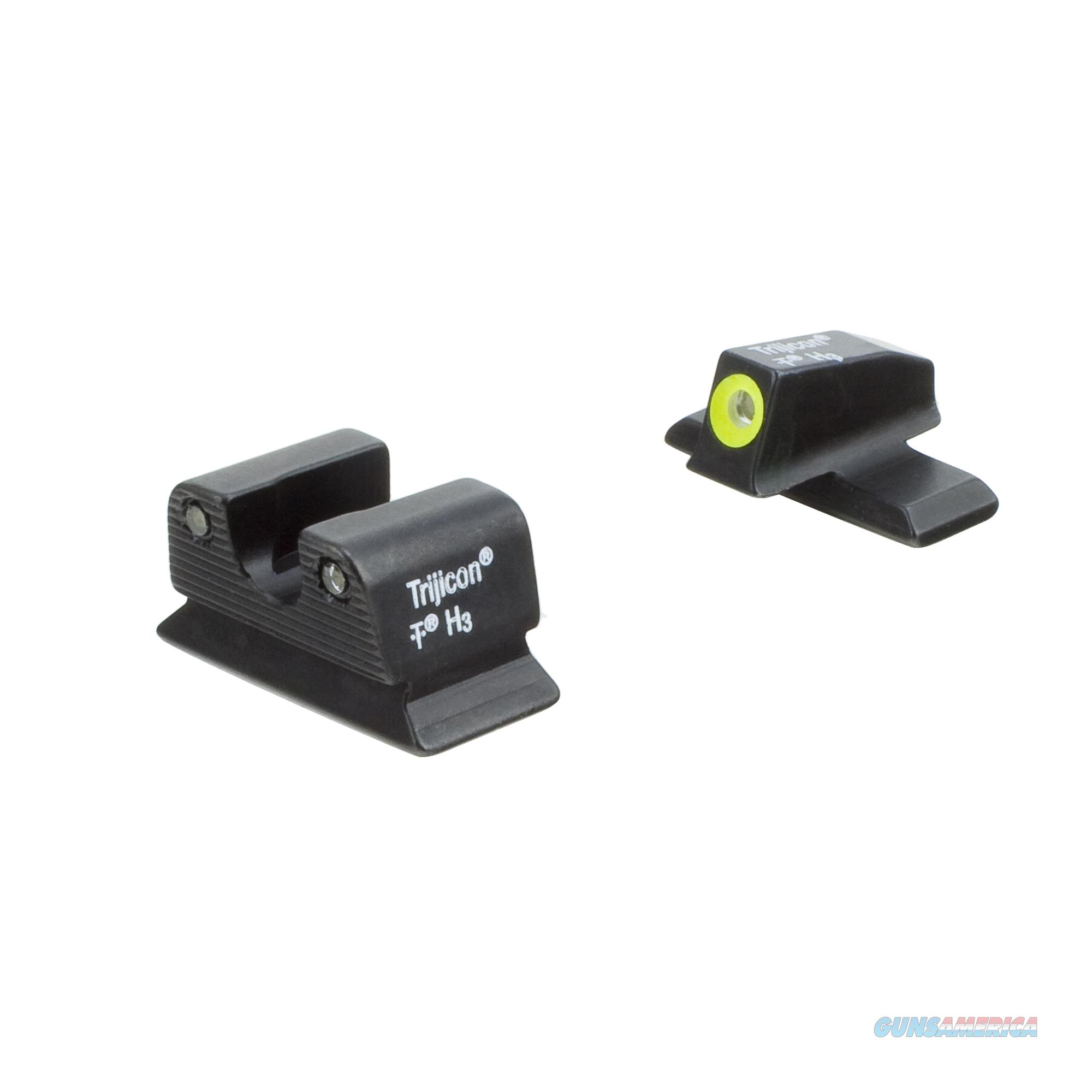 Trijicon Beretta Hd Night Sight Set BE114-C-600772  Non-Guns > Iron/Metal/Peep Sights