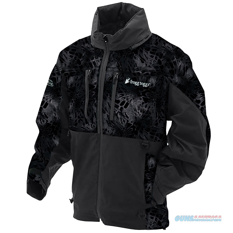 Frogg Toggs Pilot Series Prym1 Jacket Medium Blackout PF63161-7107MD  Non-Guns > Fishing/Spearfishing