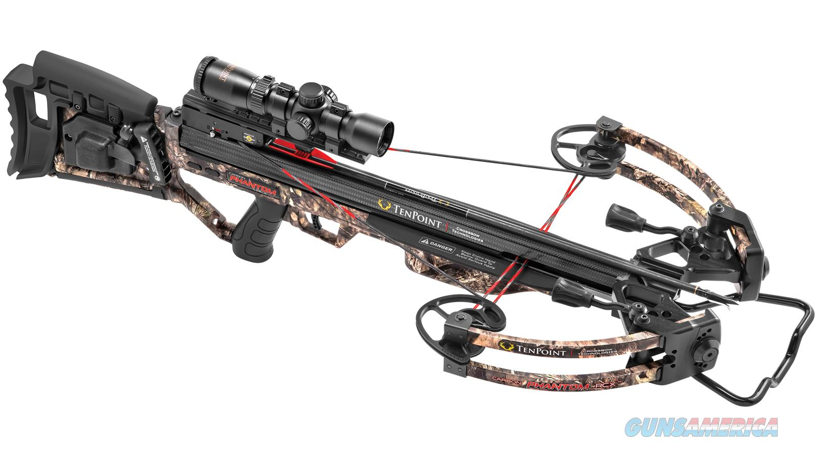 Ten Point Carbon Phantom Rcx Package CB170035111  Non-Guns > Archery > Parts